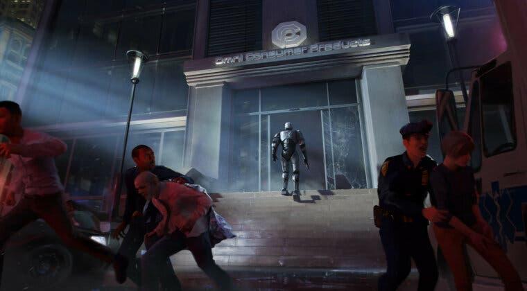 Imagen de Teyon y Nacon anuncian RoboCop: Rogue City, el regreso del cíborg policía a PC y consolas