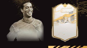 Imagen de FIFA 21: Ronaldinho Moments Icono ya está disponible en SBC