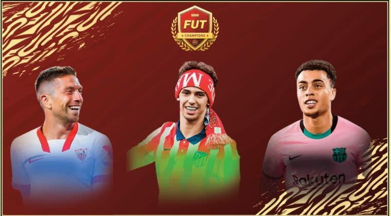 Imagen de FIFA 21: la mejor plantilla de la Liga Santander, relación calidad/precio, para jugar el próximo FUT Champions
