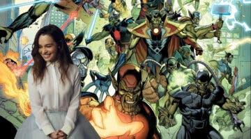 Imagen de Sí, Emilia Clarke tiene miedo de Marvel, y este es el por qué