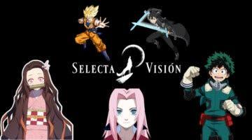 Imagen de Selecta Visión: Estos son los 10 mejores animes que ha traído a España