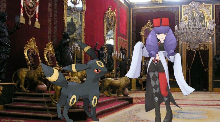 Imagen de Pokémon Masters EX: Así es la pareja de compis formada por Serra y Umbreon