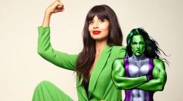 Imagen de ¿El rodaje de She-Hulk acaba? Jameela Jamil (Titania) revela cuándo terminará de filmar su parte