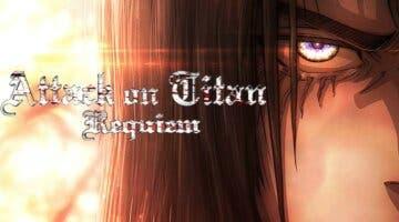 Imagen de Anunciado Shingeki no Requiem, el anime fan de Shingeki no Kyojin que buscará un final alternativo