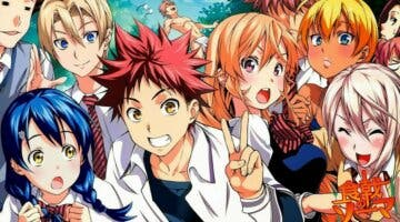 Imagen de Deberías ver Shokugeki no soma o te perderás un anime espectacular