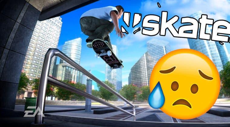 Imagen de Skate 4: Esto es todo lo que EA tiene que mostrar y me parece muy poco