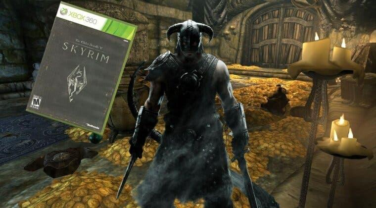 Imagen de Skyrim tiene muchas versiones pero no has visto ninguna tan cara como esta