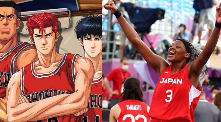 Imagen de El baloncesto femenino de los JJOO de Tokyo 2020 se jugó al ritmo de Slam Dunk