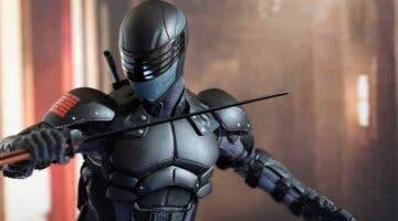 Imagen de Las primeras críticas de Snake Eyes: El origen sorprenden, pero no impactan