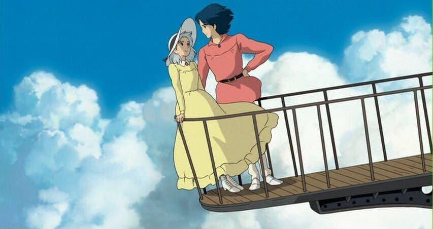 Sophie y Howl Studio Ghibli