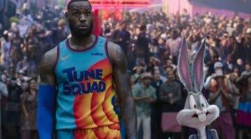 Imagen de Space Jam: Nuevas Leyendas lanza un nuevo clip en el que vemos a LeBron James en Matrix