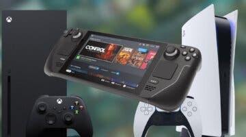Imagen de Así es el rendimiento de Steam Deck en comparación con consolas como PS5 y Xbox Series X