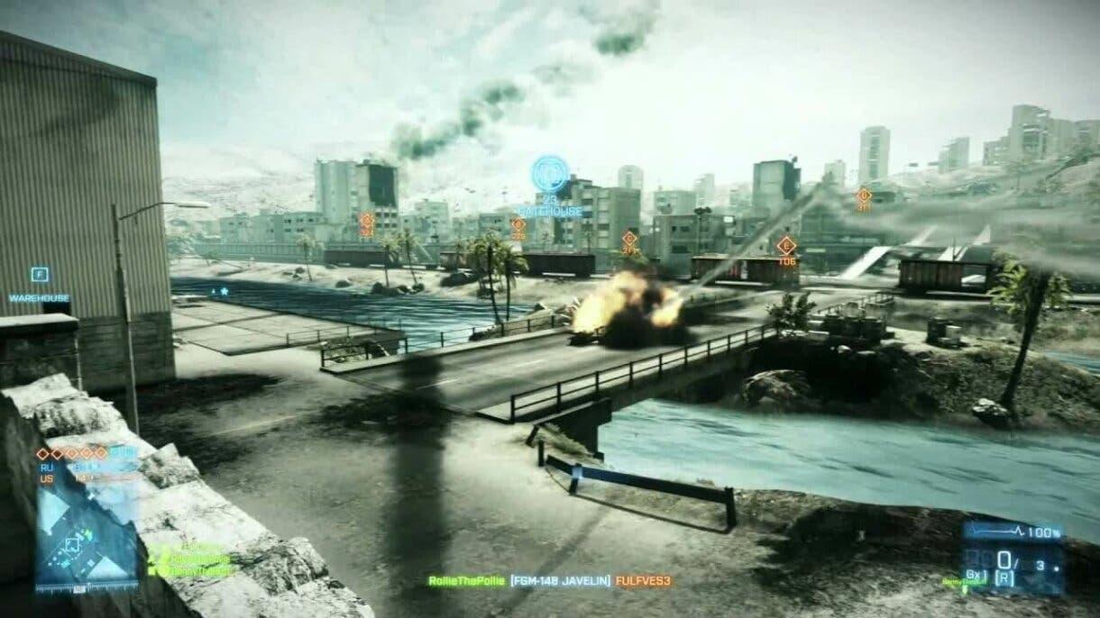 strike at karkand battlefield 3