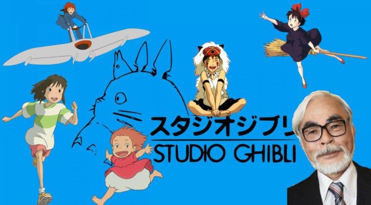 Imagen de Por qué la crítica de Hosoda a Miyazaki y Studio Ghibli no tiene ningún sentido
