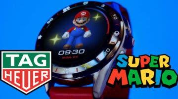 Imagen de Así es el increíble reloj de TAG Huer de Super Mario