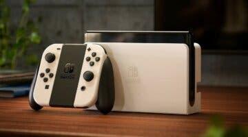 Imagen de ¿Camino a Nintendo Switch Pro? Switch OLED tendría un dock con capacidad para 4K