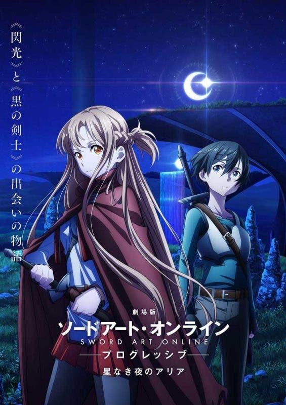 Sword Art Online Progressive poster 1