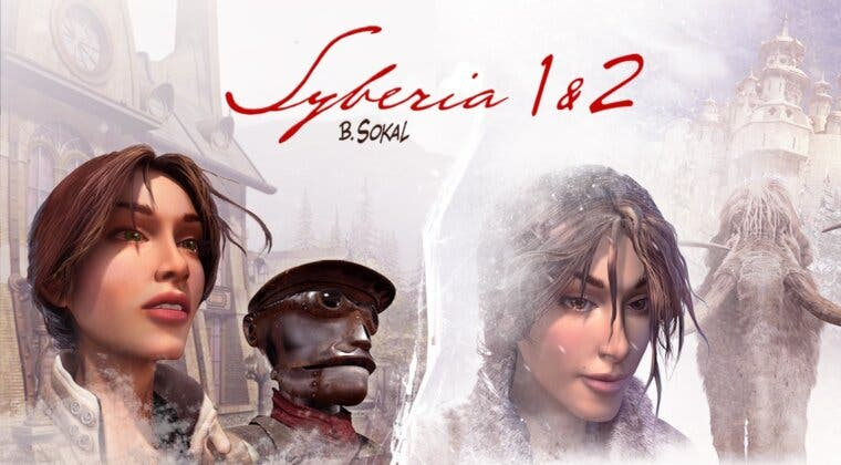 Imagen de Hazte con los magníficos Syberia I y II gratis gracias a GOG en reconocimiento al fallecimiento de Benoît Sokal
