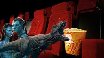 Imagen de Se avecina una masacre: el nivel de la taquilla en cines no volvería a niveles pre pandemia hasta 2024