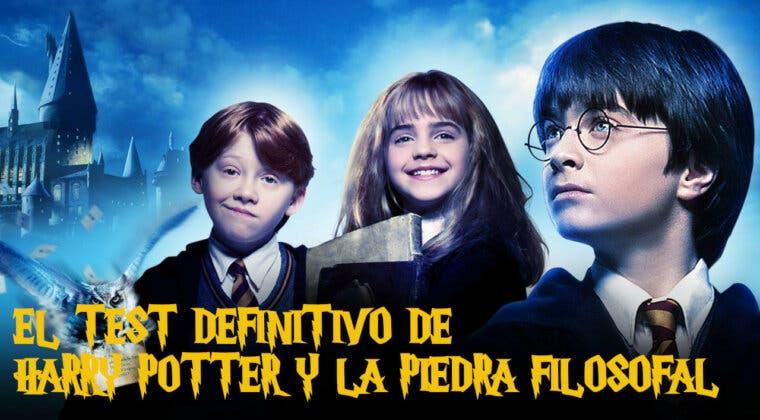 Imagen de Ponte a prueba con este test: ¿cuánto sabes de Harry Potter y la Piedra Filosofal?