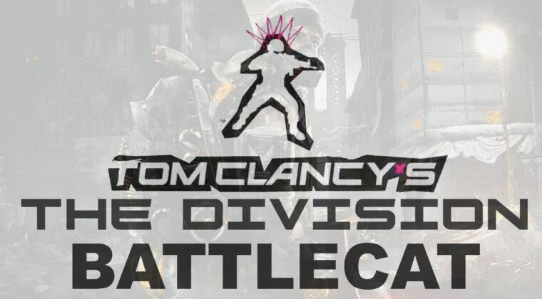 Imagen de The Division BattleCat: este apunta a ser el juego que Ubisoft revele hoy mismo