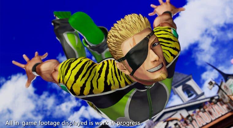Imagen de The King of Fighters XV suma a Ramón a su plantel de luchadores confirmados