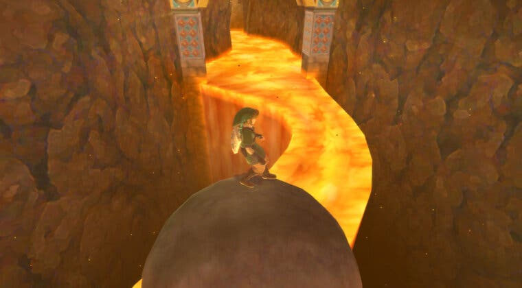 Imagen de The Legend of Zelda: Skyward Sword HD incluirá cámara libre