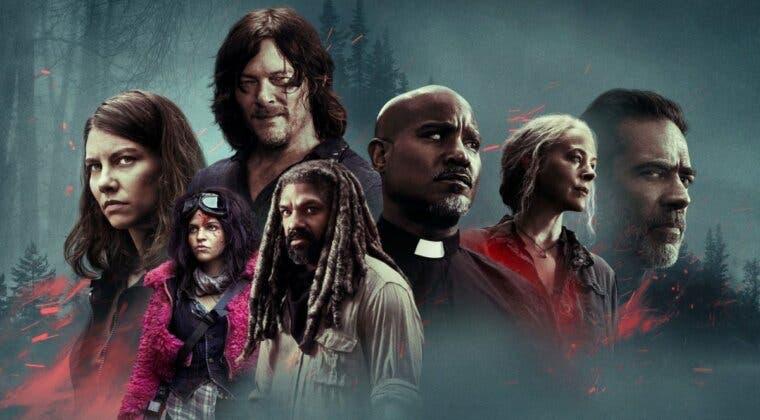 Imagen de Cómo ver el primer capítulo de la última temporada de The Walking Dead desde España