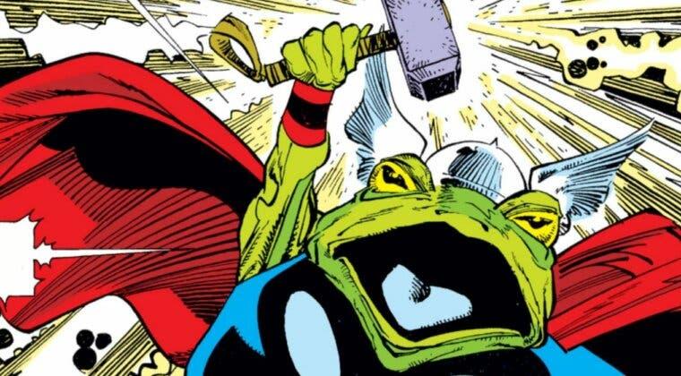 Imagen de La curiosa escena protagonizada por Thor Rana que fue finalmente eliminada de Loki
