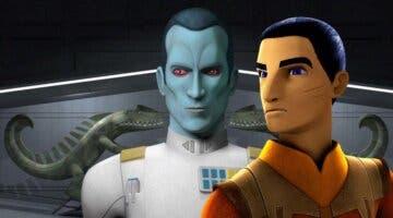 Imagen de Estos son los actores que interpretarían a Ezra Bridger y al Gran Almirante Thrawn en los próximos proyectos de Star Wars