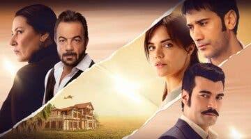 Imagen de Dónde ver Tierra amarga, la telenovela turca que arrasa en las tardes de Antena 3