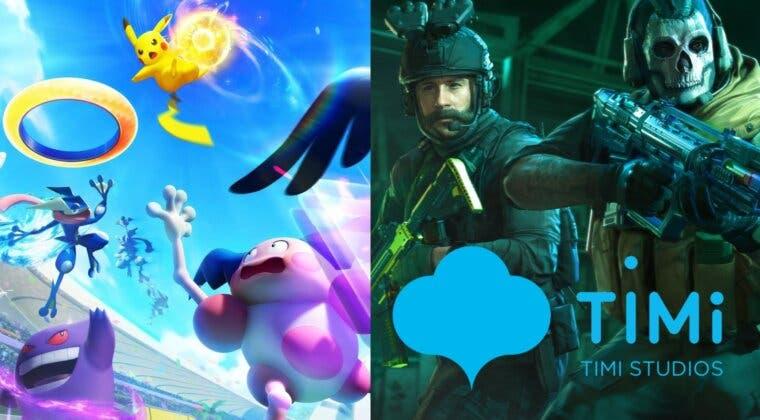 Imagen de TiMi Studio Group (Pokémon UNITE, CoD: Mobile) abre un nuevo estudio y ya trabaja en un juego AAA