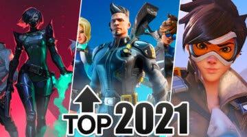 Imagen de Mi top de los mejores juegos shooters en 2021; ¡vota tu favorito!