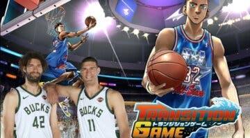 Imagen de Los hermanos Robin y Brook Lopez de la NBA lanzan su propio manga: Transition Game