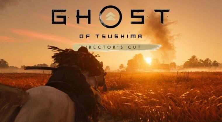 Imagen de Ghost of Tsushima Director's Cut sigue luciéndose y prepara su lanzamiento con un tráiler más