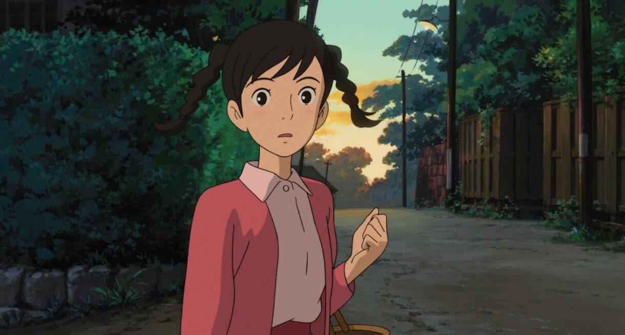 Umi La Colina de las Amapolas Studio Ghibli