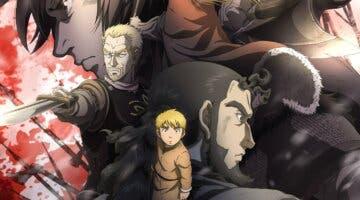 Imagen de Vinland Saga ofrece detalles sobre el equipo detrás de su Temporada 2