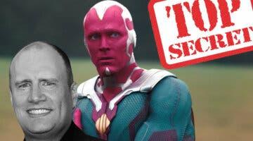 Imagen de Si estás frustrado con el secretismo de Marvel, Paul Bettany también