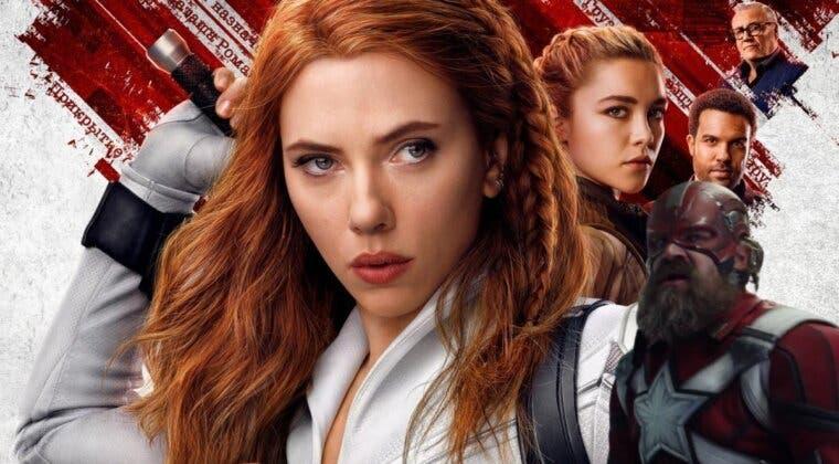 Imagen de Scarlett Johansson exigió 100 millones de dólares cuando supo que Viuda Negra se vería en Disney Plus