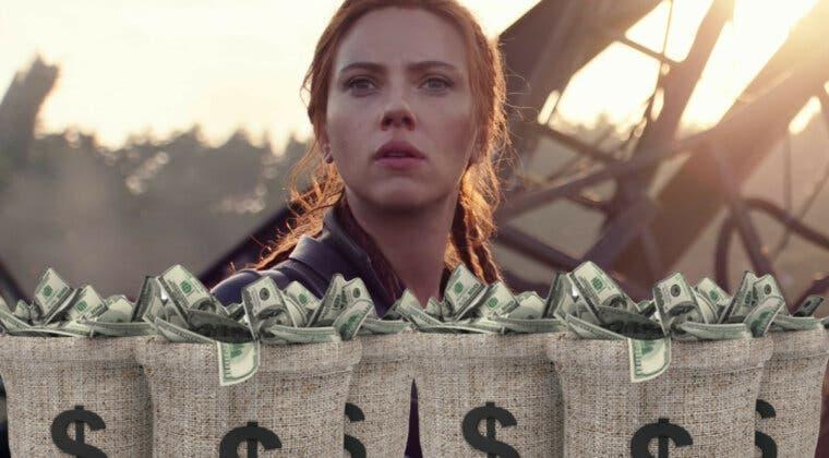 Imagen de Viuda Negra arrebata a La Guerra del Mañana el título de la película más pirateada