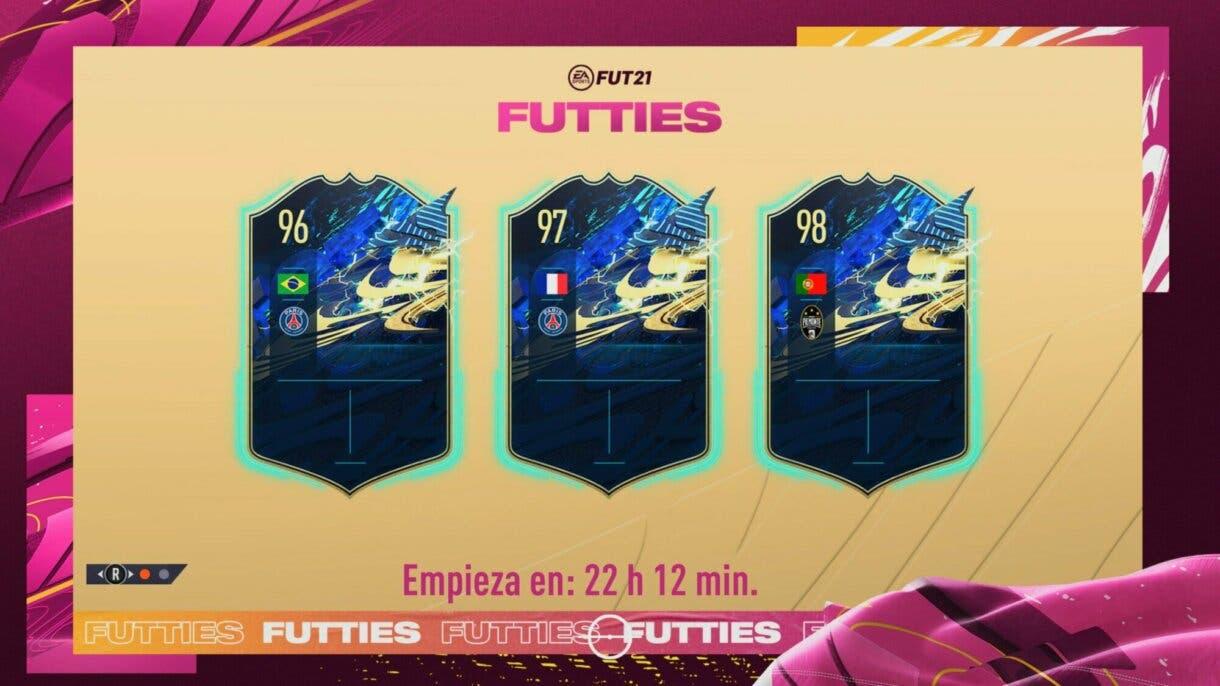 FIFA 21: las cartas TOTS aparecerán de nuevo en Ultimate Team durante FUTTIES