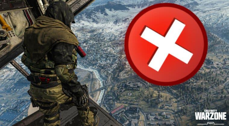 Imagen de Warzone error dev 5573: cómo solucionarlo en PS4 y PS5