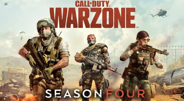 Imagen de Disponible la actualización de mitad de temporada 4 de Warzone; estas son las novedades
