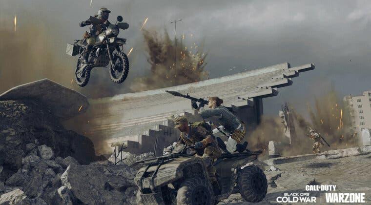 Imagen de Fecha y hora para la precarga de la actualización de Warzone y Black Ops Cold War