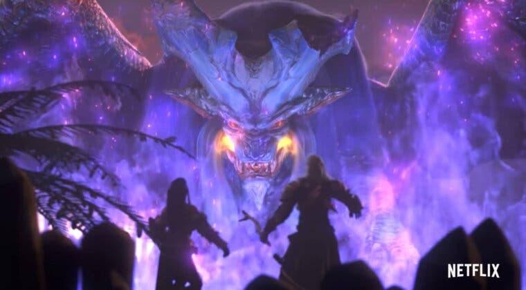 Imagen de Monster Hunter: Legends of the Guild fecha su estreno en Netflix, y pinta (bastante) mejor que la live-action