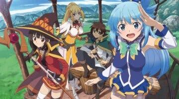 Imagen de KonoSuba anuncia finalmente un nuevo anime, ¿será la temporada 3?