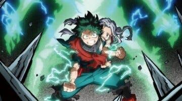 Imagen de Boku no Hero Academia: El autor revela el origen del nombre 'Deku'