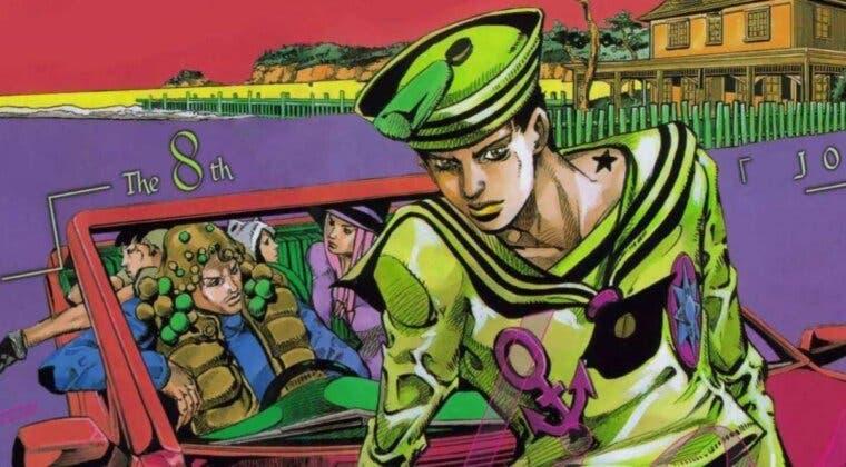 Imagen de El volumen final de JoJolion, la parte 8 de Jojo's Bizarre Adventure, recibe fecha de lanzamiento