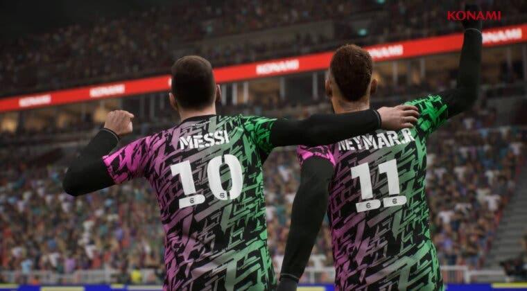 Imagen de Así es el nuevo eFootball (adiós a PES 2022): Gratis, novedades, primer tráiler, hoja de ruta y más