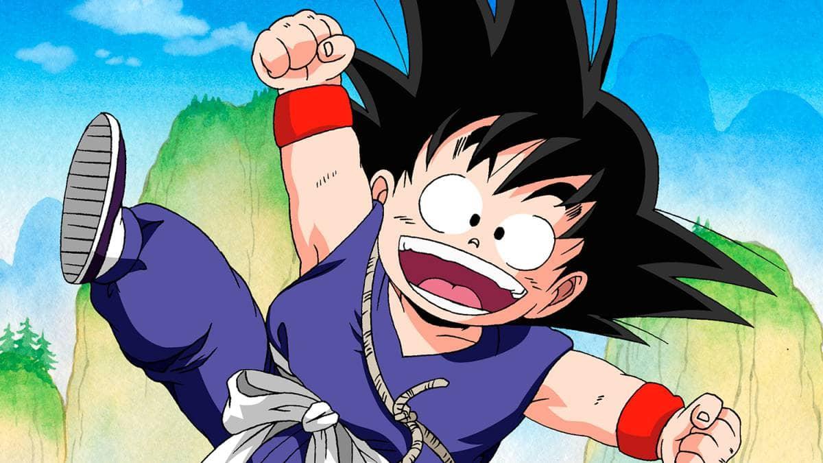 Dragon Ball a Dragon Ball Super